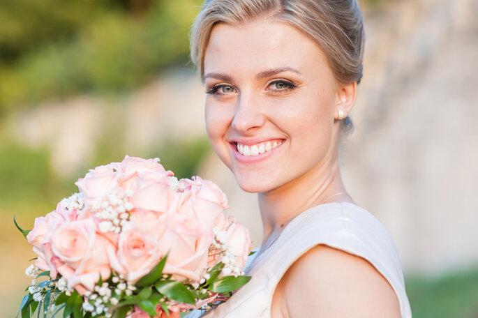 Hochzeits-Beauty-Programm