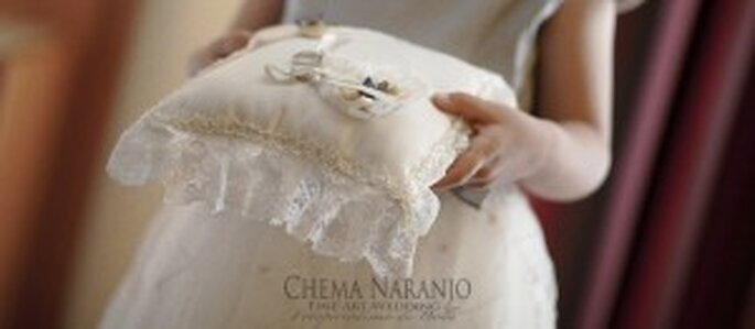 Eingeschmolzene Eheringe- Foto: Chema Naranjo