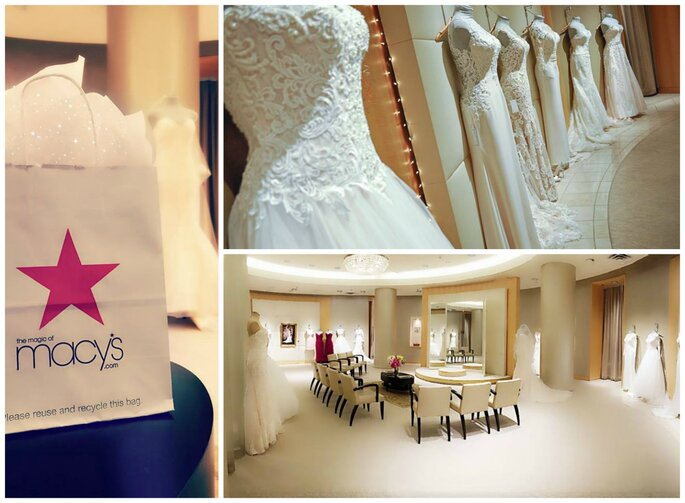 Macy's Bridal Salon by Demetrios, Chicago