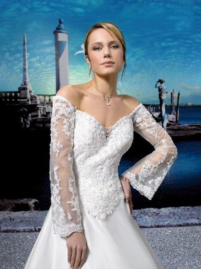 Vestidos de Noiva Miss Kelly - modelo CL114-06C