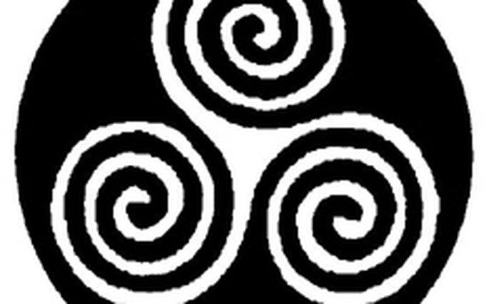 Celtic wedding invitations