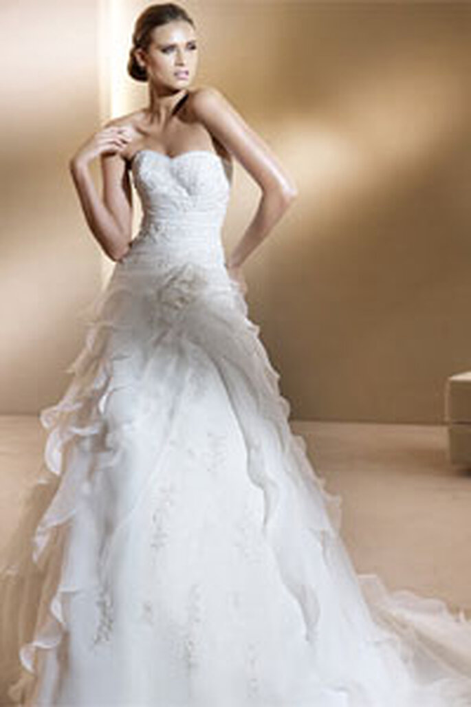Robe de mariée Frisol - Collection Glamour