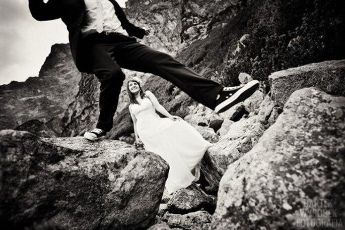 sesja ślubna w tatrach