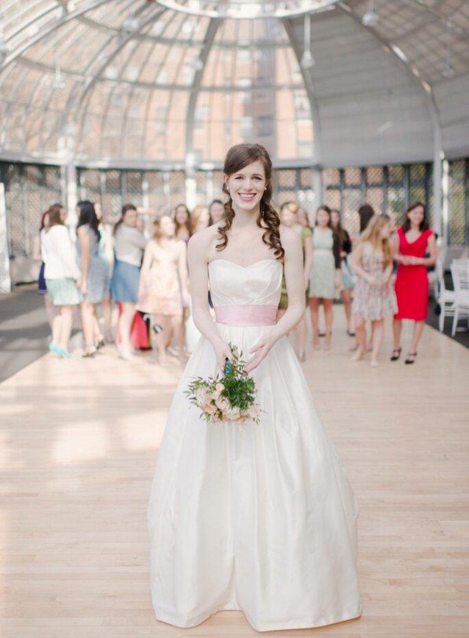 Las bodas pequeñas como tendencia - Foto Rebecca Yale Portraits