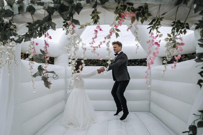 Hochzeit im Garten, Outdoor Wedding