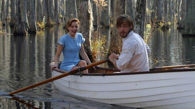8 parejas del cine que se robaron nuestro corazón - The Notebook