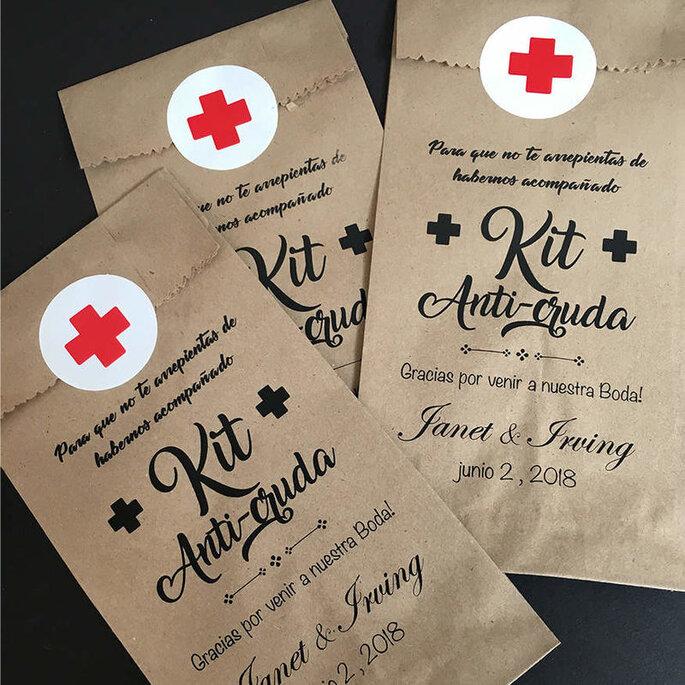 Tinta de Papel invitaciones boda Ciudad de México