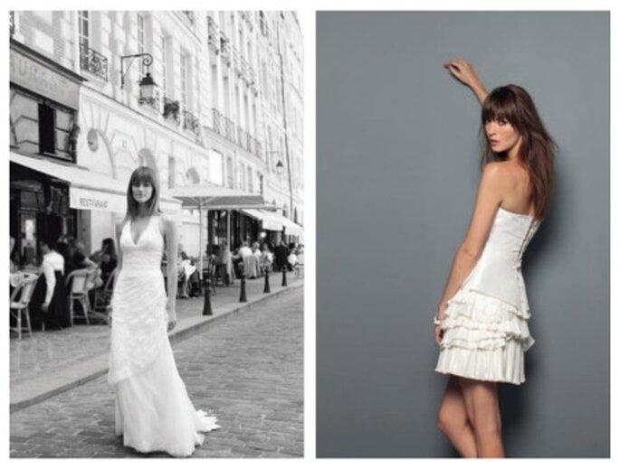 Modelos Elouna y Elzea - Foto: Cymbeline