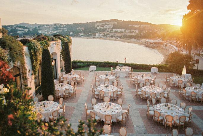 Hostal de la Gavina hotel bodas Girona