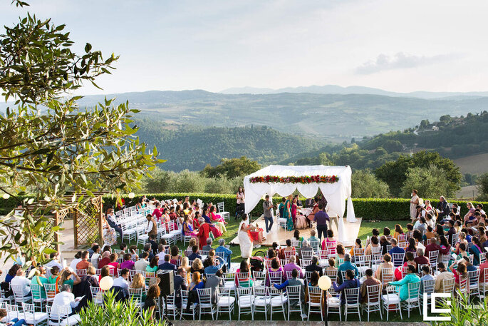 Monastero Santa Margherita Wedding