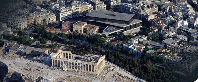 Museo de la Acrópolis de Atenas