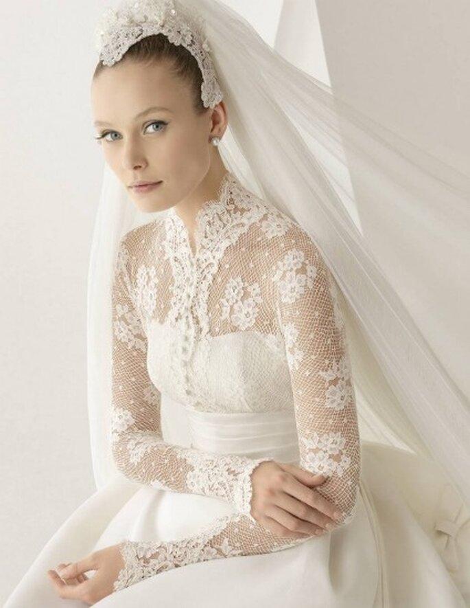 Rosa Clara элитные, дизайнерские. свадебные платья 2012 - Fashiony.ru.