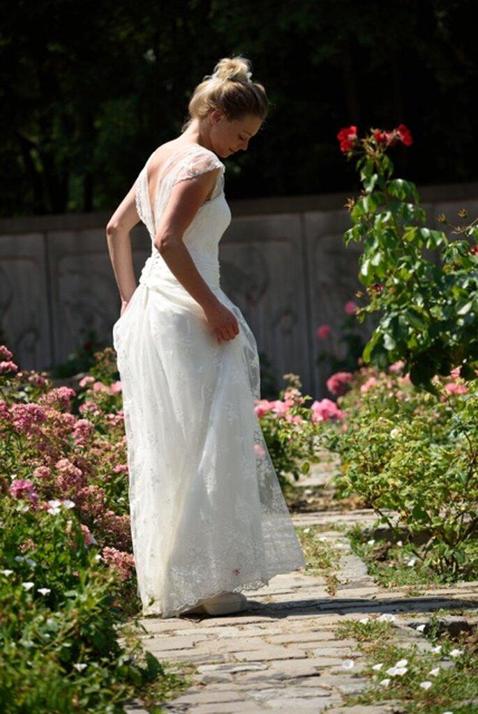 Catherine Varnier : Robes de mariée