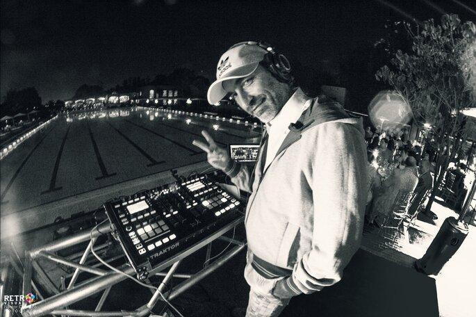 DJ Philippe Bonnet