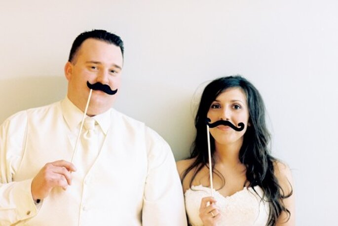 Photos de mariage version vintage - Photo Jen Lynne