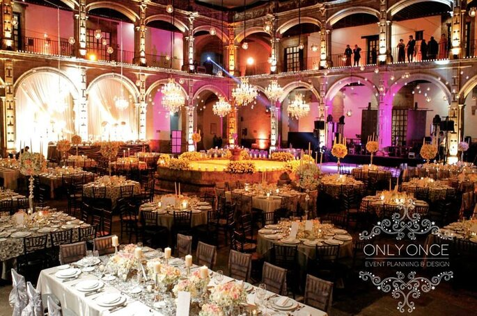 Foto: Ricardo Bencomo para Only Once Event Planning & Design
