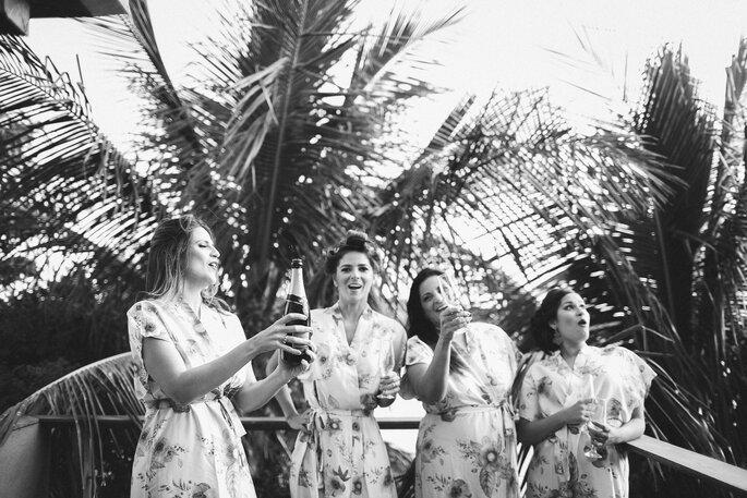 casamento DIY na praia