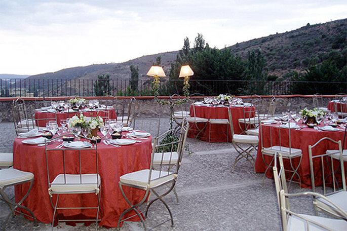 El Convento de El Carmen es uno de los espacios exclusivos del catering La Cococha. Foto: La Cococha