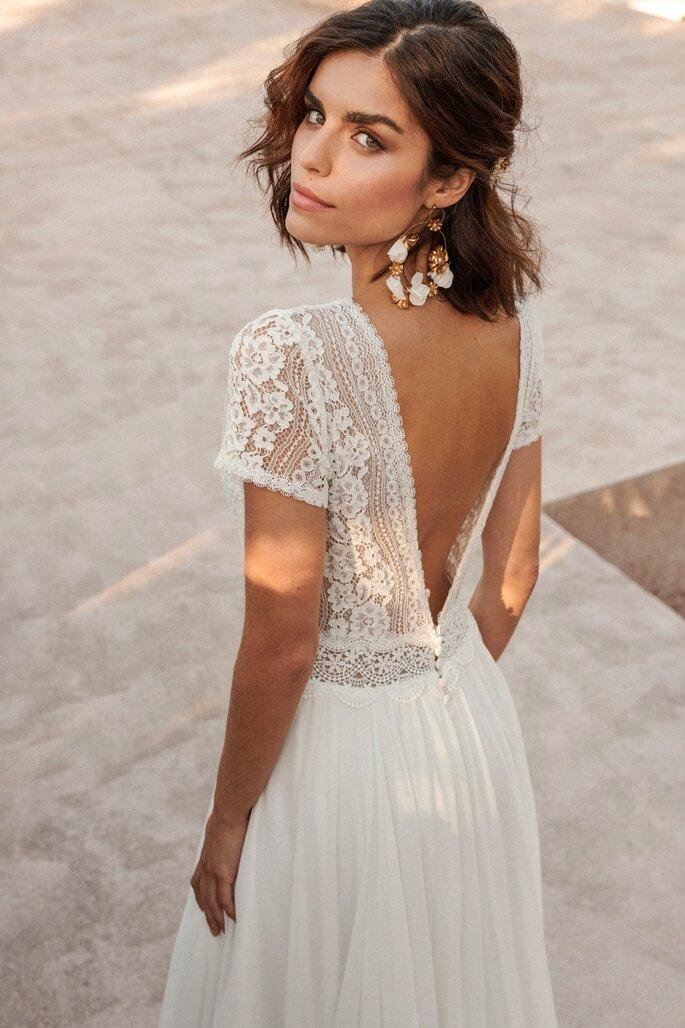 Printemps Haussmann - robes de mariée de créateur - Paris
