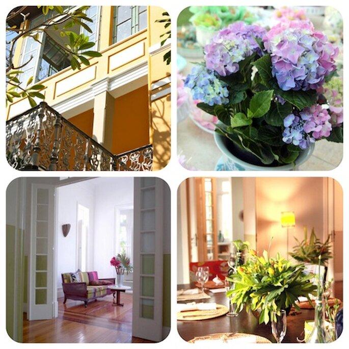 Hotel Casa Amarelo - ideal para Mini-weddings Foto: Casa Amarelo e Maria das Artes
