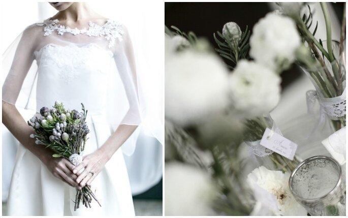 Floral Design: Caterina Maurini Flower Design
