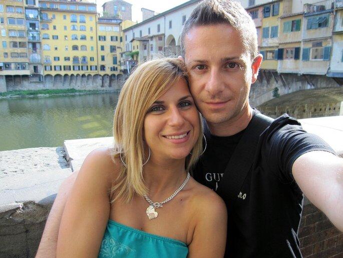 Andrea e Valentina su http://sposiconlosponsor.blogspot.com/