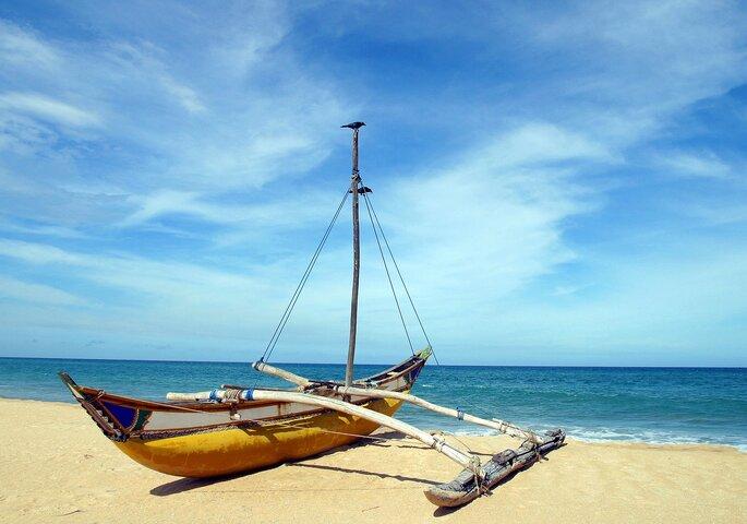 Photo : Sri Lanka Negombo Beach ©OT Sri Lanka