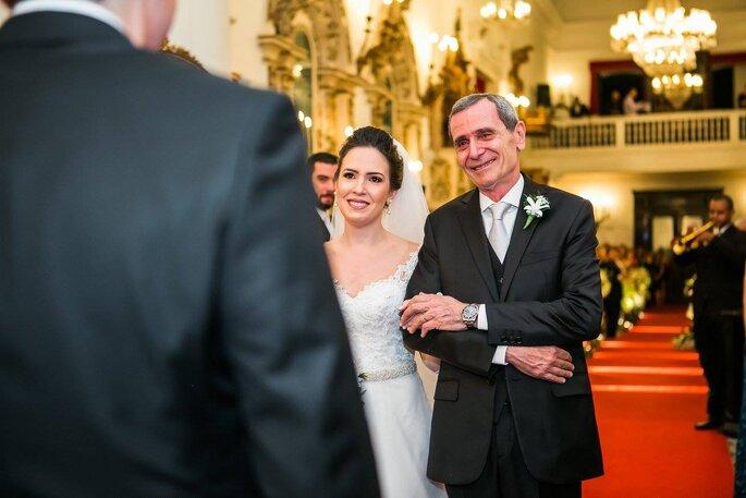 casamento na Igreja de Nossa Senhora do Bonsucesso