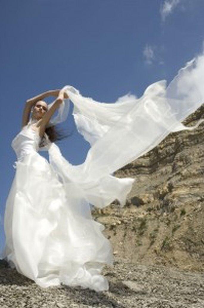 Un must per il 2010: il velo da sposa