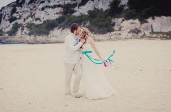 Consejos para organizar la mejor boda en la playa - Foto Nadia Meli