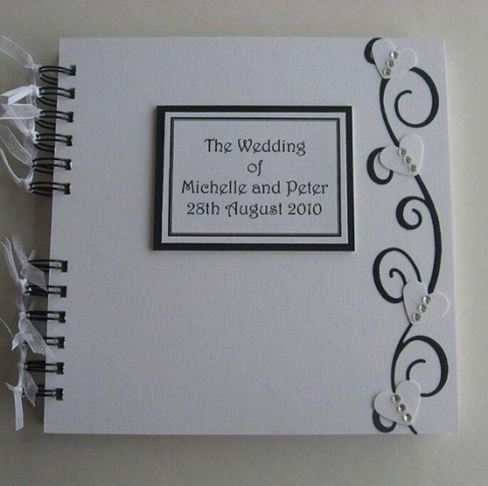 Wunderschöne Gästebücher für Ihre Hochzeit - verewigen Sie Ihre Erinnerungen
