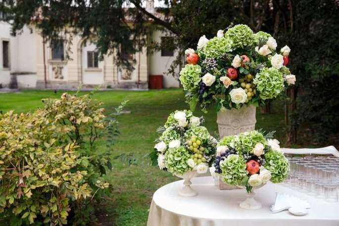 Organisatie: Orange Wedding Company. Foto: Konstantin Koresjkov