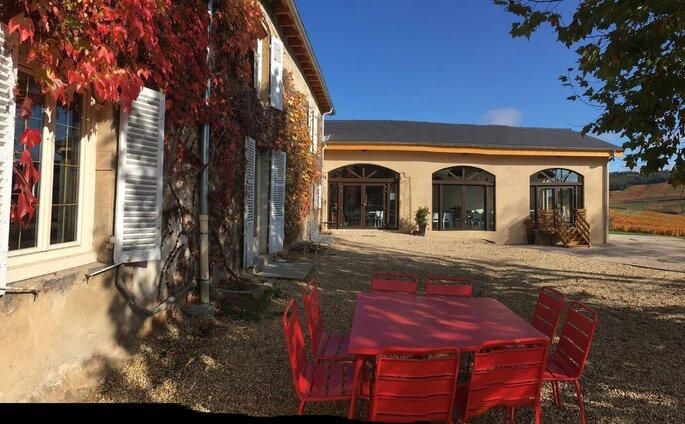 L'Ermitage de Brouilly - Lieu de réception pour votre mariage - Rhône