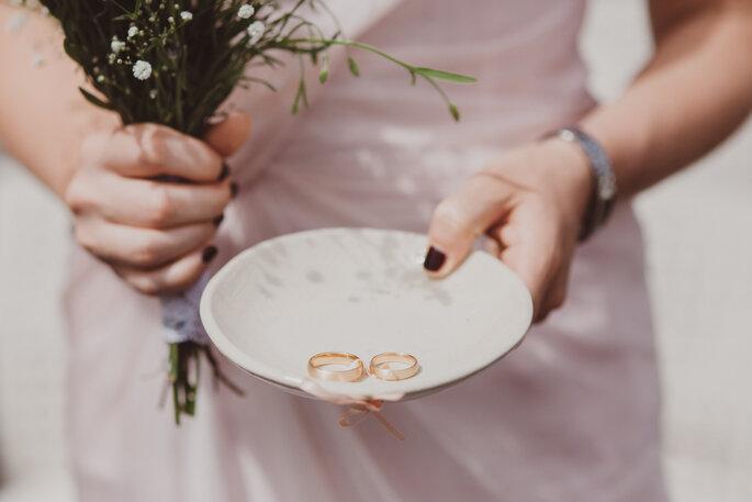 An welchem Finger trägt man den Ehering?
