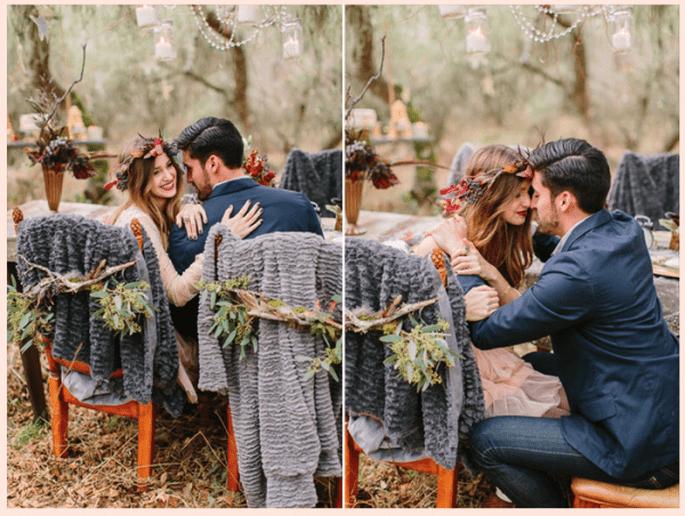 Photographies inspirées par les couleurs hivernales - Photo Danielle Capito