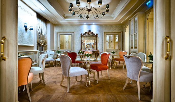 Ristoranti Rubacuori, Hotel Château Monfort