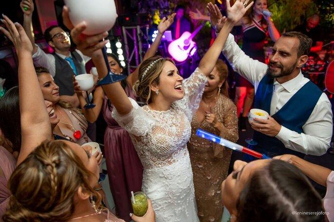 pista de dança casamentos