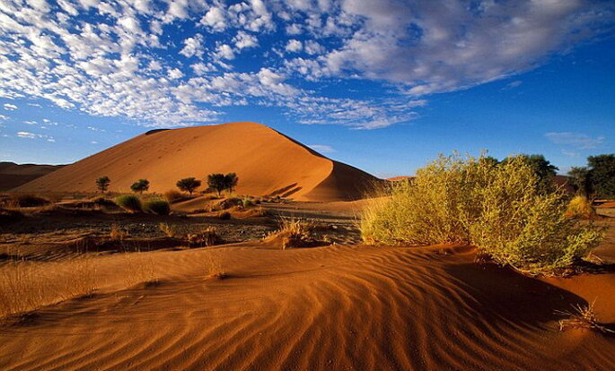 Namibia, foto via Pinterest