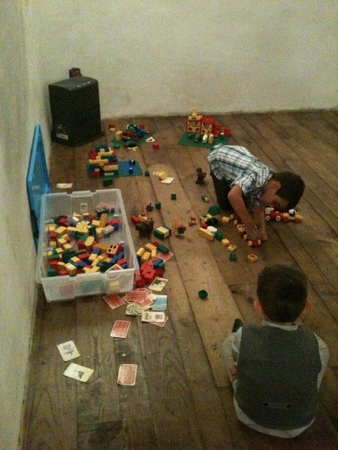 Prévoir des activités pour les enfants ! - Photo : Virginie Mention
