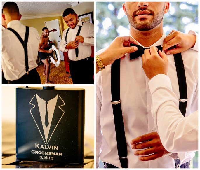 Wedding of Weynab + Colin, Image: Caroline + Ben