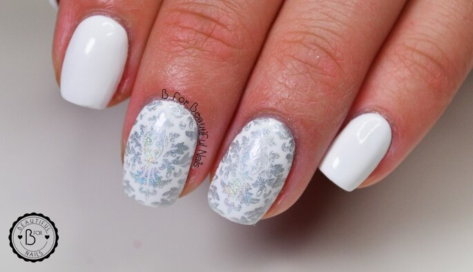 Orgamenty ślubne B for beautiful nails