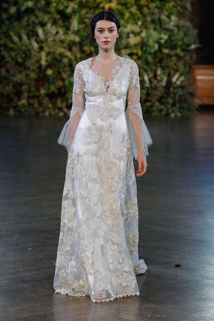 Las tendencias más grandiosas en vestidos de novia 2015 - Claire Pettibone Oficial