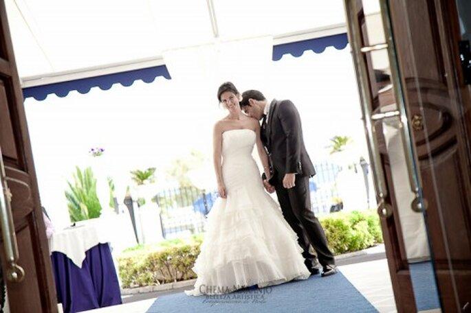 Cómo elegir el mejor vestido de novia - Foto Chema Naranjo