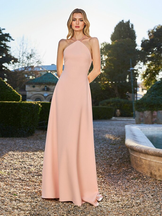 Robe de soirée modèle pour un mariage