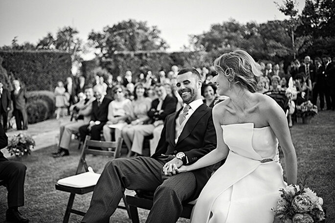El fotógrafo de bodas tiene que saber capturar los mejores momentos. Foto: El Marco Rojo