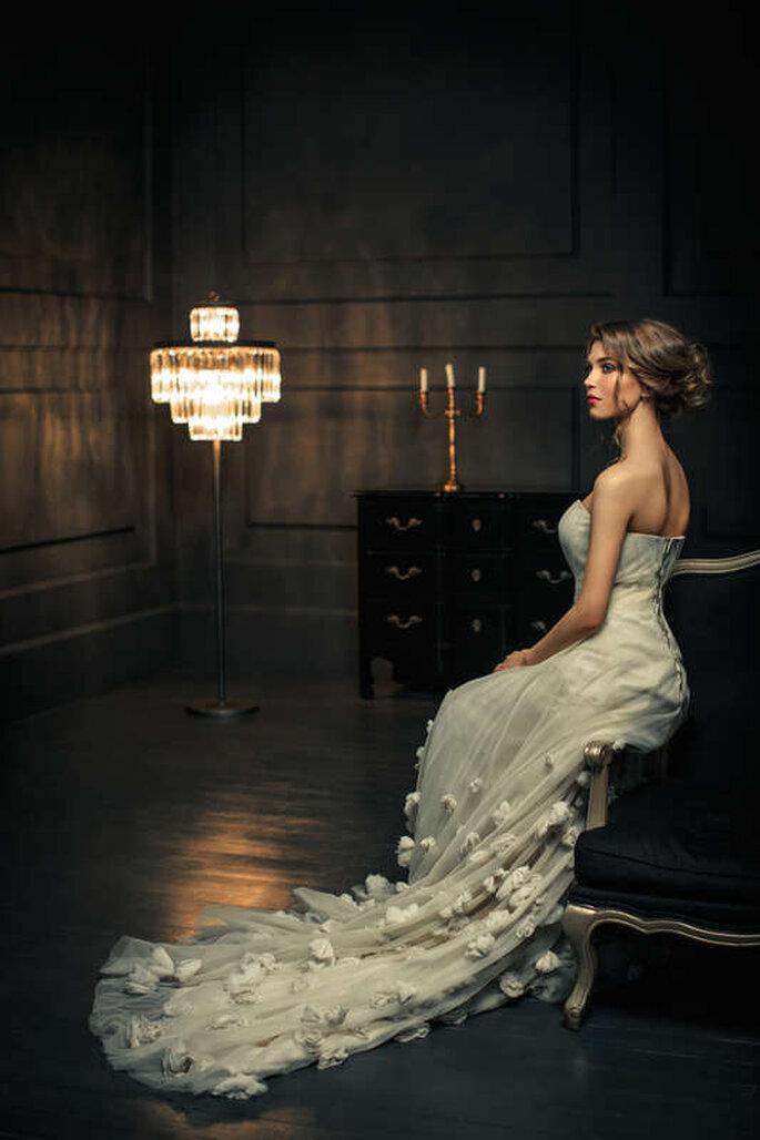Vestido de noiva diferente