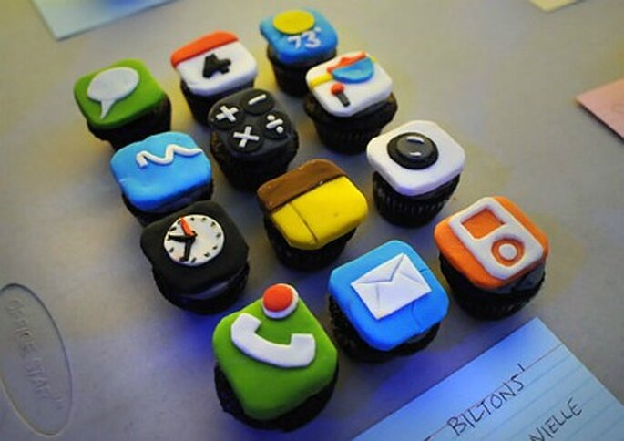 Cupcakes Iphone - The Cupcake Decorating Championship