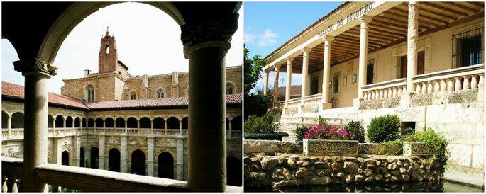 Parador de León, Palacio del Esquileo