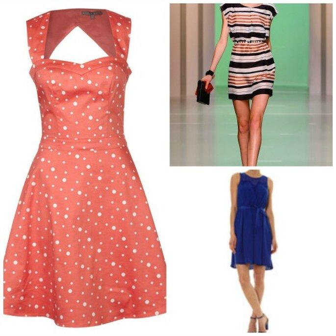 3 robes estivales pour une t moin de mariage top chic. Black Bedroom Furniture Sets. Home Design Ideas