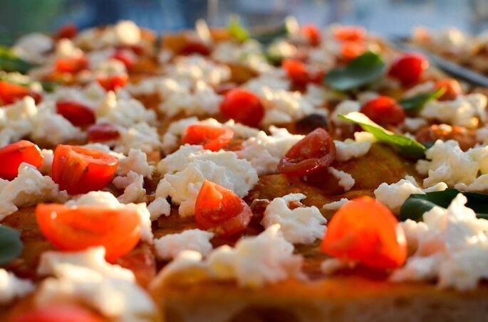 Photo : Pizza Al Taglio - Atelier Fratelli